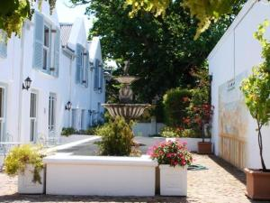 Auberge La Dauphine Guest House, Penziony  Franschhoek - big - 4
