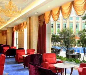 Foshan Gold Sun Hotel, Hotely  Sanshui - big - 6