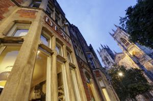 obrázek - Dean Court Hotel York, Best Western Premier Collection