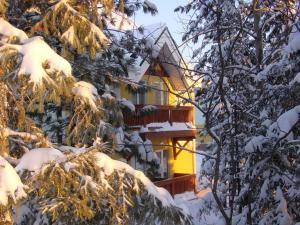 Гостиница Биатлонная - фото 24