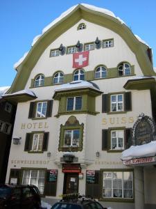 obrázek - Hotel Schweizerhof