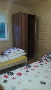 Domki w Zawozie nad Soliną, Horské chaty  Zawóz - big - 10