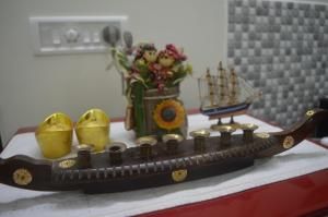 The Pod Cochin Homestay, Проживание в семье  Коччи - big - 48