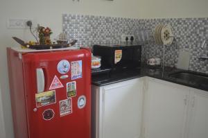 The Pod Cochin Homestay, Проживание в семье  Коччи - big - 47