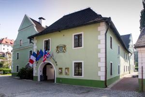 4 stern hotel Gold Český Krumlov Tschechien