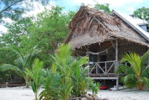 Imagination Island, Chaty v prírode  Gizo - big - 102