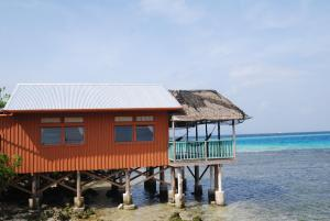 Imagination Island, Chaty v prírode  Gizo - big - 106