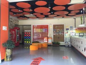 Pod Inn Jinhua People Square Branch