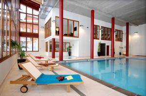 Appart'Hotel Odalys Prestige Eden, Aparthotels  Arc 1800 - big - 14
