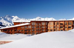 Appart'Hotel Odalys Prestige Eden, Aparthotels  Arc 1800 - big - 29