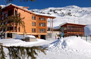 Appart'Hotel Odalys Prestige Eden, Aparthotels  Arc 1800 - big - 13