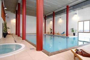 Appart'Hotel Odalys Prestige Eden, Aparthotels  Arc 1800 - big - 36