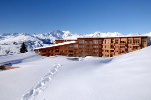 Appart'Hotel Odalys Prestige Eden, Aparthotels  Arc 1800 - big - 37