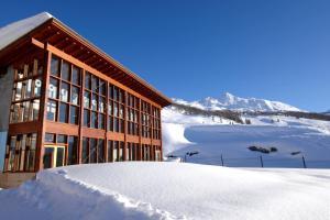 Appart'Hotel Odalys Prestige Eden, Aparthotels  Arc 1800 - big - 40