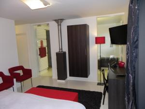Hotel Boskapelhoeve, Hotel  Buggenhout - big - 21