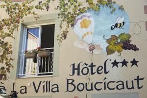 A La Villa Boucicaut