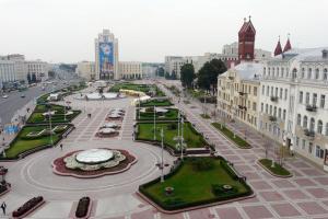Vip-kvartira Leningradskaya 1A, Apartmanok  Minszk - big - 81