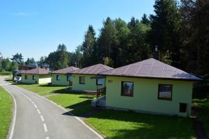 Chatová osada Kotva Prístav