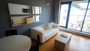 IFSC Dublin City Apartments by theKeyCollection, Апартаменты  Дублин - big - 14