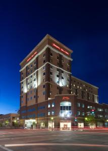 Hampton Inn and Suites Boise-Downtown