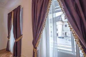 Apartament Piata Mica, Apartmanok  Nagyszeben - big - 14