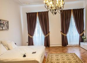 Apartament Piata Mica, Apartmanok  Nagyszeben - big - 13