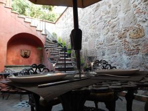 Морелия - Casa Eugenia Hotel
