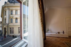 Apartament Piata Mica, Apartmanok  Nagyszeben - big - 3