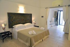 Masseria Palane, Bed and breakfasts  Patù - big - 35