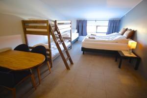 Bergás Guesthouse, Penziony  Keflavík - big - 20