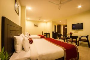 Hotel Classic Diplomat, Hotely  Nové Dilí - big - 22