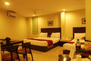 Hotel Classic Diplomat, Hotely  Nové Dilí - big - 3