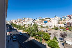 Feels Like Home - Castelo View Apartment at Martim Moniz, Апартаменты  Лиссабон - big - 3