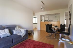 Feels Like Home - Castelo View Apartment at Martim Moniz, Апартаменты  Лиссабон - big - 6