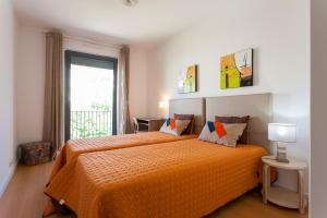 Feels Like Home - Castelo View Apartment at Martim Moniz, Апартаменты  Лиссабон - big - 17