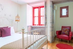 The Poets Inn, Penzióny  Porto - big - 28