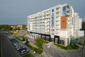 Apartament Delux w Hotelu Diva - Kołobrzeg, Ferienwohnungen  Kolberg - big - 14