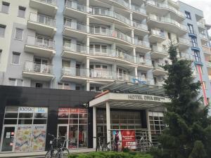 Apartament Delux w Hotelu Diva - Kołobrzeg, Ferienwohnungen  Kolberg - big - 20