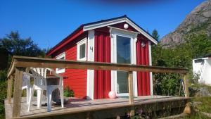 Hammerstad Camping, Ferienparks  Svolvær - big - 50