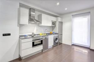 Apartamentos La Albarca, Apartmanok  Hoznayo - big - 10