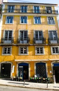 Лиссабон - LOCALS Hostel & Suites