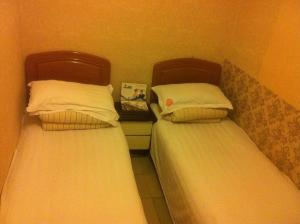 Mainland Chinese Citizen - Twin Room without Window - Llit Harbin Angu Inn