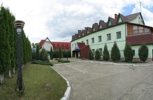 Отель Морозко, Славское