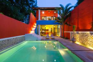 Casa de los Coyotes, Дома для отпуска  Мерида - big - 1