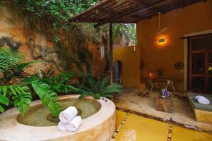 Casa La Hacienda, Nyaralók  Mérida - big - 12