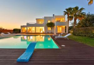 Four-Bedroom Villa in Ibiza ciudad II