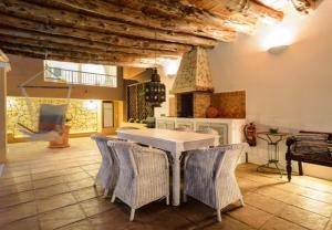 Four-Bedroom Villa in Ibiza ciudad with Terrace