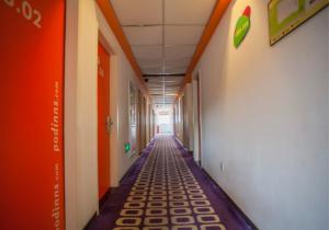 Pod Inn Suining Shehong Renmin Street, Отели  Shehong - big - 6