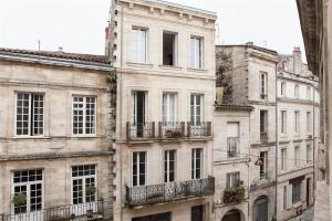 Muguet, Ferienwohnungen  Bordeaux - big - 14