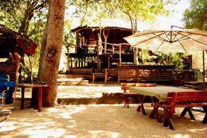 Off Beat Safaris Bush Lodge